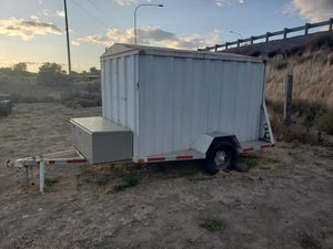 Home made built utility trailer for Sale in Kennewick, WA