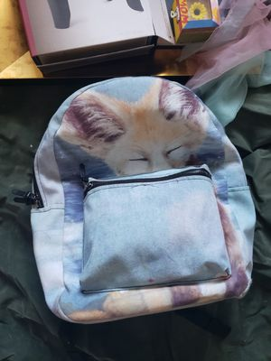 Custom made Fennec Fox backpack for Sale in Littleton, CO
