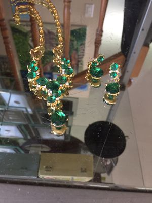Green jewelry for Sale in Rancho Cucamonga, CA