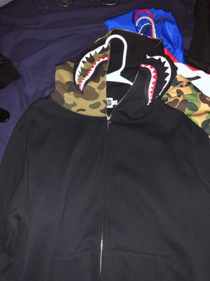 Bape hoodie size XL for Sale in Richardson, TX