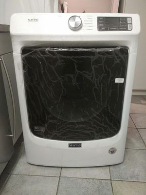 """Maytag """"Commercial Technology"""" Dryer for Sale in Raleigh, NC"""