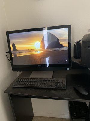 Dell all in one desktop for Sale in Lawton, OK