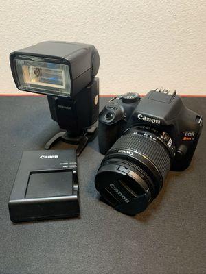 Canon EOS Rebel T6 DLSR for Sale in Turlock, CA