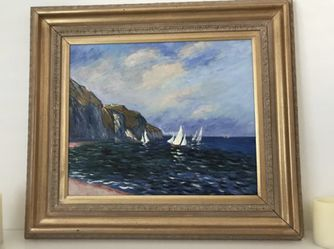 Cliffs and Sailboats at Pourville for Sale in Peoria,  AZ