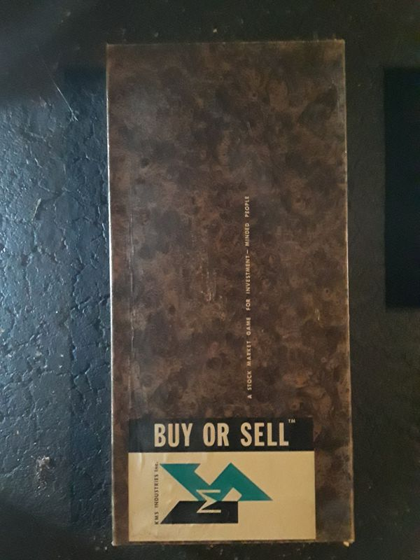 Buy or sell the board game