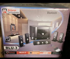 Mclaren Technologies Bluetooth 5.1 Speaker super system audio tech for Sale in Los Angeles, CA