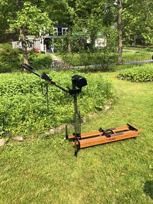 Nordic track pro cross country ski exercise machine for Sale in Averill Park, NY
