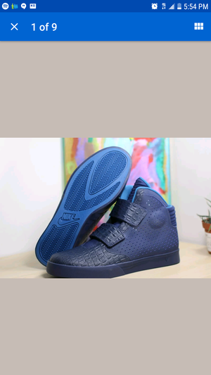 Nike flystepper 2k3 size 11.5 New with out box for Sale in Miami, FL