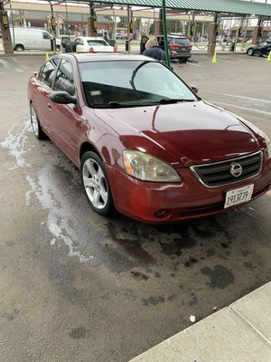 2003 Nissan Altima SL 2.5L for Sale in Melrose Park, IL