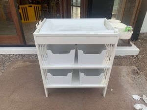 Changing table — all included for Sale in Phoenix, AZ