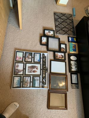 Picture frames for Sale in Kent, WA