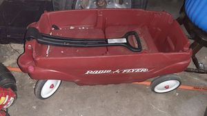 Radio flyer wagon for Sale in Fort Worth, TX