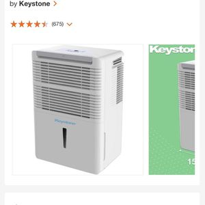 Keystone Dehumidifier for Sale in Hitchcock, TX