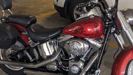 2004 Harley Davidson Fatboy for Sale in Atlanta,  GA