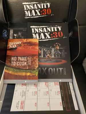Insanity max 30 for Sale in Robesonia, PA