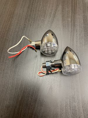 LED Bullet Marker lights for Harley and Cruiser motorcycles for Sale in Montclair, CA