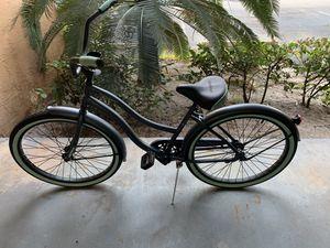 perfect fit frame cranbrook bike black/mint for Sale in Boynton Beach, FL