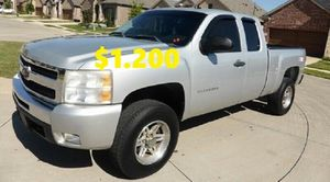 🔑🔑URGENT For sale 🔑🔑2011 Chevrolet Silverado🔑🔑 Truck is really clean 🔑Price$1.200🔑🔑 for Sale in Oakland, CA
