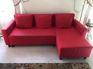 IKEA Sleeper Sectional Sofa for Sale in South San Francisco, CA