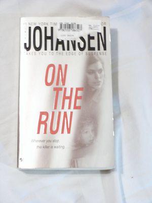 Iris Johansen Softback Book for Sale in Ripley, WV