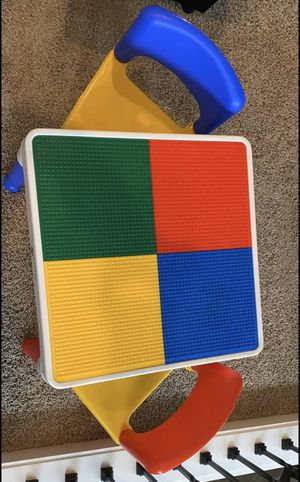 LEGO table and chairs for Sale in Beaverton, OR