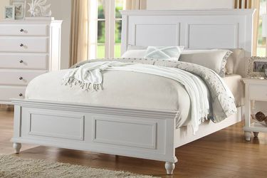 Brand New White Queen Size Bed Frame for Sale in El Monte,  CA