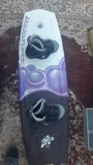 Wave board with line for Sale in Las Vegas, NV