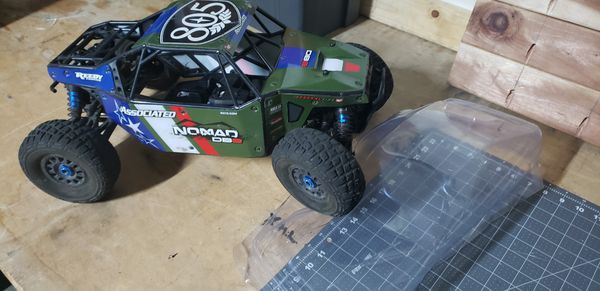 Team Associated Nomad db8 RC