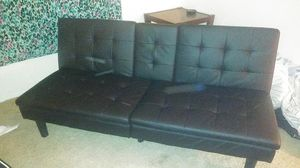Futon couch bed for Sale in Phoenix, AZ