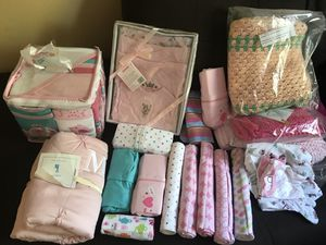 Newborn baby girl clothes for Sale in Takoma Park, MD
