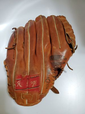 "Rawlings RBG4 Cesar Cedeno' 13"" Baseball Softball Glove Right Hand Throw. for Sale in Houston, TX"