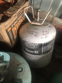 Freon dupont 12 dupont 502 dupont 500 r22 410a recovery tanks for Sale in Commerce City,  CO