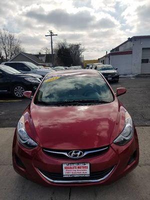 2013 Hyundai Elantra for Sale in Hammond, IN