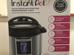 Instant Pot ultra for Sale in Novi, MI