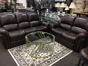 Reclining Sofa and loveseat for Sale in Reston, VA