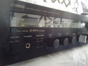 Yamaha Natural sound stereo receiver R-300 for Sale in Biloxi, MS