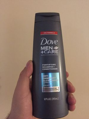 DOVE SHAMPOO FOR MEN 2in1 $4 or2/$7 for Sale in Los Angeles, CA