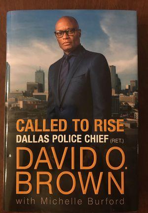 Call to Rise - Dallas Police Chief Book for Sale in Dallas, TX
