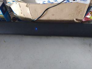 Nuevo. blast onn 2,1 Soundbar 2. Speakers+ Built - in Subwoofer con control y cables por $35. La puede calar. for Sale in City of Industry, CA
