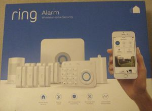****NEW *RING ALARM WIRELESS HOME SECURITY SYSTEM***** for Sale in Tucson, AZ