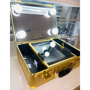 Impressions Gold Vanity Studio to go NWT! for Sale in Hollywood, FL