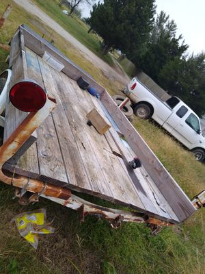 Trailer 6×12 ft for Sale in Quapaw, OK