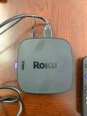 Roku with remote - excellent condition for Sale in Washington, DC