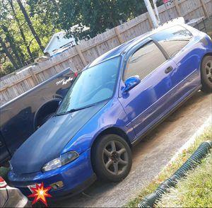 92 Honda hatchback civic for Sale in UPR MARLBORO, MD