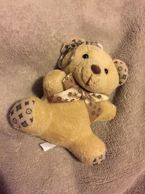 Plush Teddy Bear Keychain for Sale in Hamtramck, MI