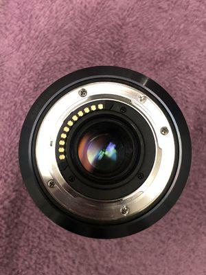 PANASONIC LUMIX 35-100 camera lens for Sale in Lanham, MD