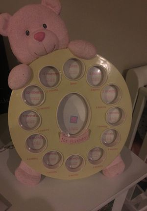 Baby Photo frame for Sale in Germantown, MD