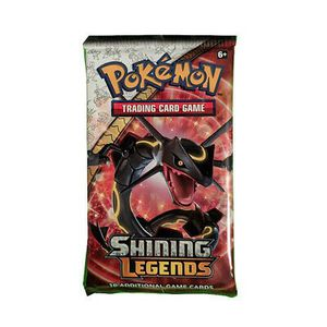 Pokemon Shining Legends 3x Booster Pack Random Art Work for Sale in Elmwood Park, NJ