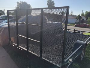 14 ft Trailer -Rzr, Can Am utility for Sale in Rialto, CA