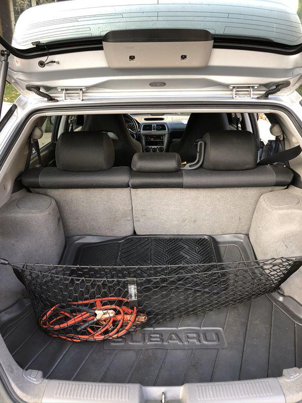 2004 Subaru Impreza WRX Wagon